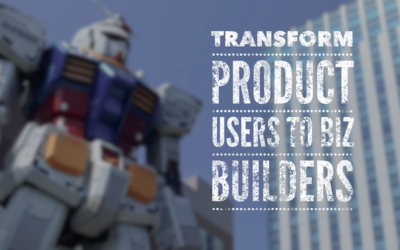How To Turn Product Users To Business Builders