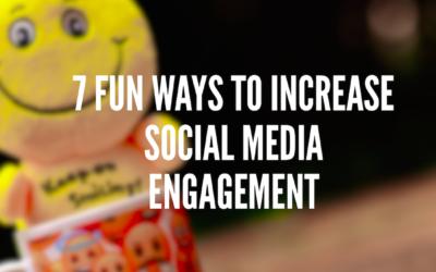 Social Media Tips: Increase Engagement On Social Media