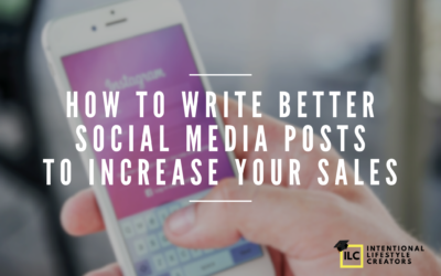 How To Write Better Social Media Posts That Increase Sales